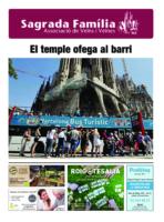 2017 ABRIL NÚM. 105 Associació de Veïns SAGRADA FAMÍLIA