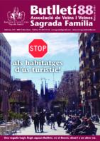 2013 MARÇ NÚM. 88 Associació de Veïns SAGRADA FAMÍLIA